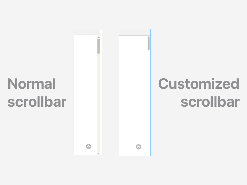 Hyouk Seo(Spemer) - Customize website's scrollbar with CSS
